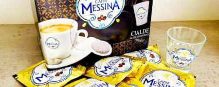 Caffè Messina | 100 Cialde da 44mm